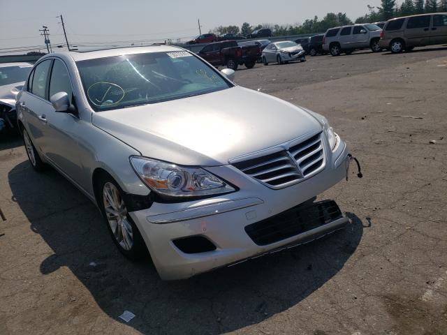 Vehiculos salvage en venta de Copart Pennsburg, PA: 2009 Hyundai Genesis 4