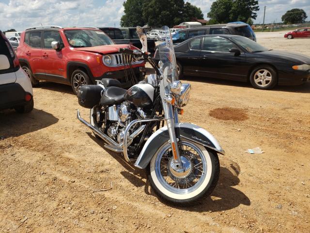Salvage cars for sale from Copart Tanner, AL: 2008 Harley-Davidson Flstn
