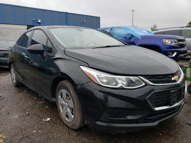 2018 Chevrolet Cruze LS en venta en Woodhaven, MI