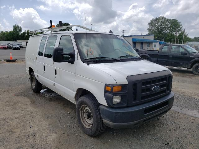 Salvage cars for sale from Copart Shreveport, LA: 2008 Ford Econoline