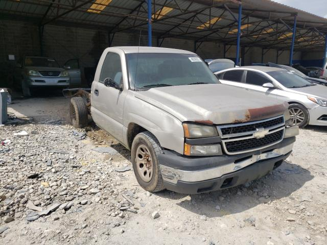 Salvage cars for sale from Copart Cartersville, GA: 2007 Chevrolet Silverado