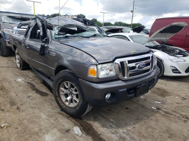 Salvage cars for sale from Copart Lebanon, TN: 2011 Ford Ranger SUP