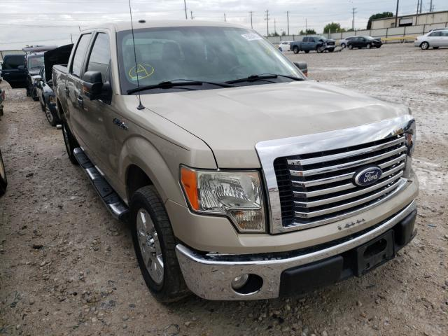 Salvage cars for sale from Copart Haslet, TX: 2010 Ford F150 Super