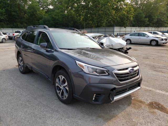 Subaru Outback LI salvage cars for sale: 2020 Subaru Outback LI