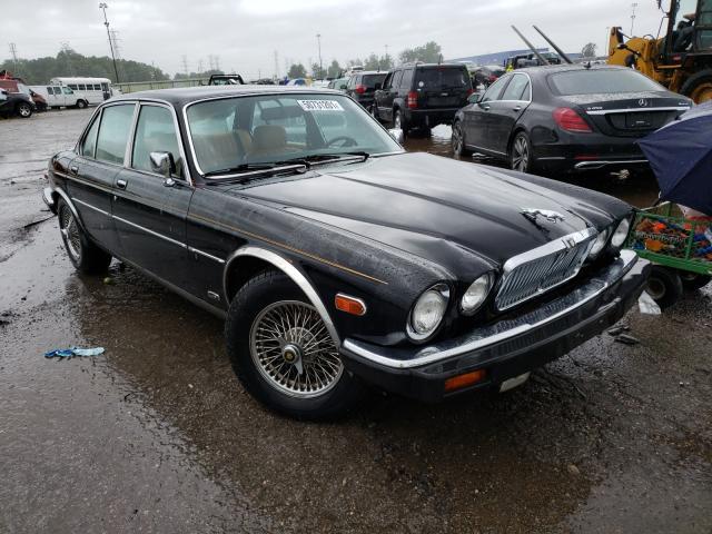 Jaguar XJ6 salvage cars for sale: 1985 Jaguar XJ6