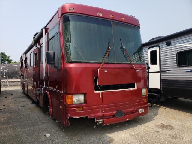 Spartan Motors salvage cars for sale: 1993 Spartan Motors Motorhome