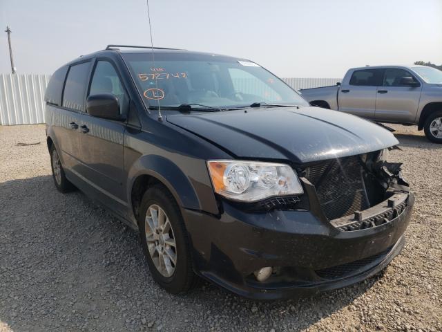 Vehiculos salvage en venta de Copart Bismarck, ND: 2013 Dodge Caravan