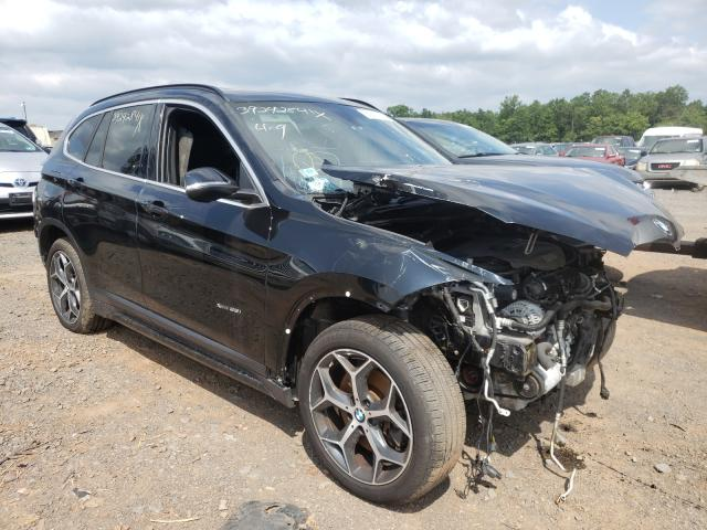Salvage cars for sale from Copart Hillsborough, NJ: 2018 BMW X1 XDRIVE2