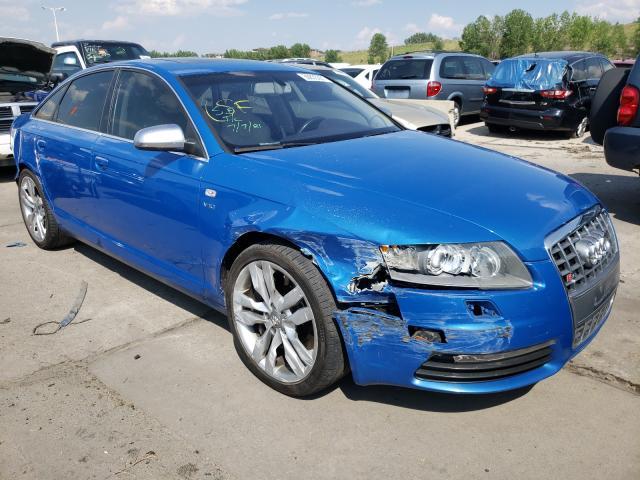 Audi salvage cars for sale: 2008 Audi S6 Quattro