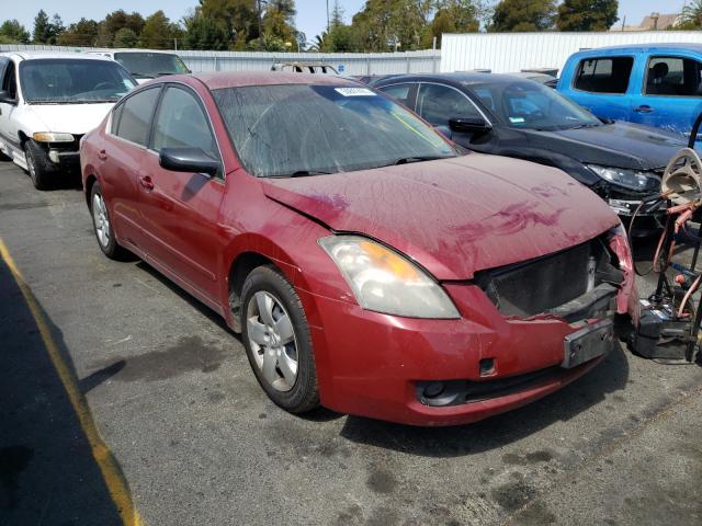 Nissan Altima 2.5 Vehiculos salvage en venta: 2007 Nissan Altima 2.5
