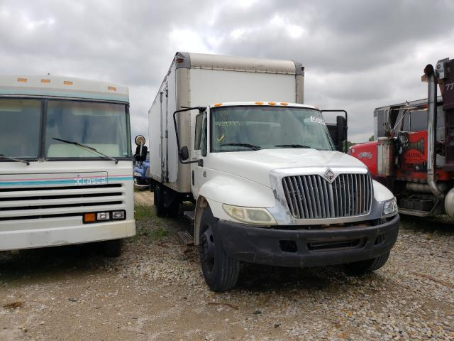 Salvage cars for sale from Copart Kansas City, KS: 2006 International 4000 4300