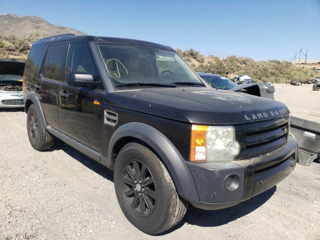 Salvage cars for sale from Copart Reno, NV: 2008 Land Rover LR3 SE