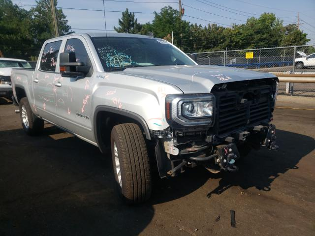 Salvage cars for sale from Copart Denver, CO: 2017 GMC Sierra K15