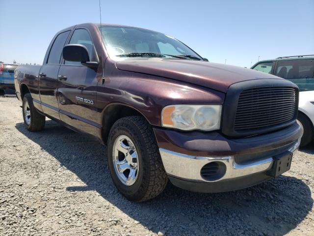Salvage cars for sale from Copart Sacramento, CA: 2004 Dodge RAM 1500 S