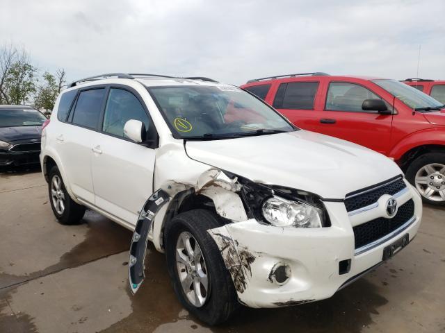 2012 Toyota Rav4 Limited en venta en Grand Prairie, TX