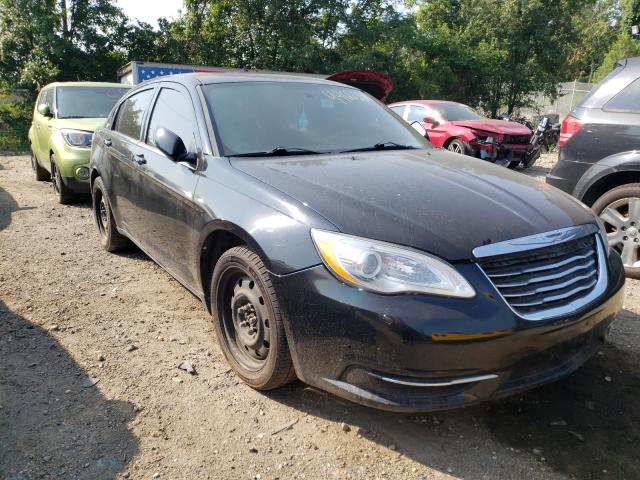 2013 Chrysler 200 LX en venta en Baltimore, MD