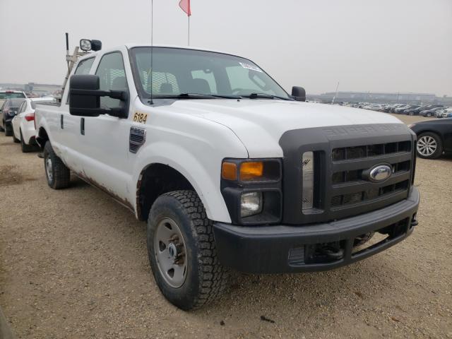 Vehiculos salvage en venta de Copart Nisku, AB: 2009 Ford F250 Super