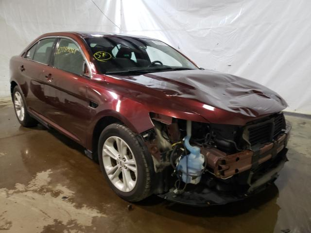 Salvage 2015 FORD TAURUS - Small image. Lot 50785021