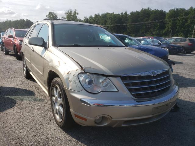 Salvage 2007 CHRYSLER PACIFICA - Small image. Lot 49183471