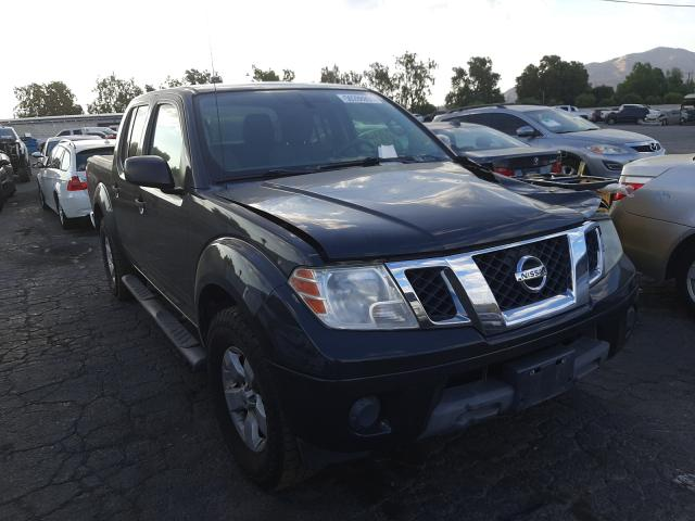 Salvage cars for sale from Copart Colton, CA: 2012 Nissan Frontier S