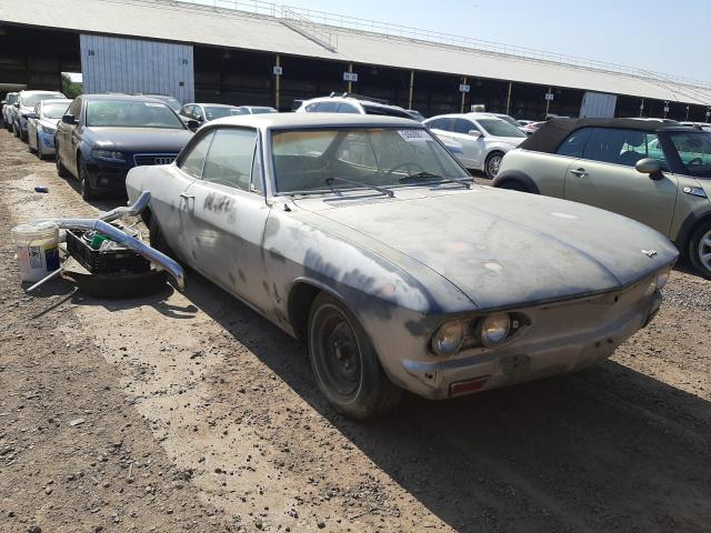 Salvage cars for sale from Copart Phoenix, AZ: 1965 Chevrolet Corvair