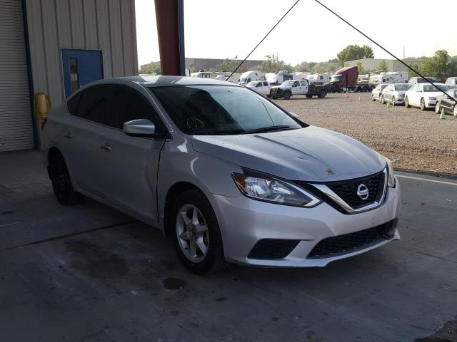 Salvage cars for sale from Copart Billings, MT: 2019 Nissan Sentra S