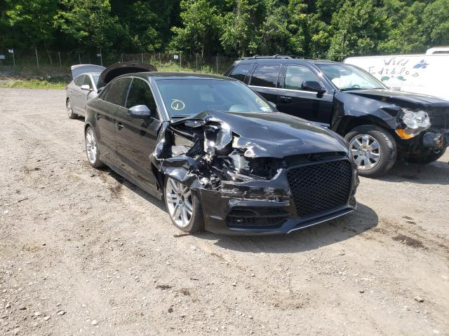 Audi S3 salvage cars for sale: 2015 Audi S3