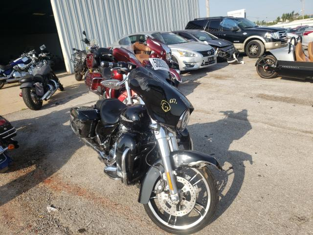 Salvage motorcycles for sale at Oklahoma City, OK auction: 2018 Harley-Davidson Flhx Street