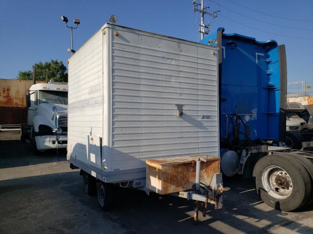 Salvage cars for sale from Copart Wilmington, CA: 1996 M&H Trailer
