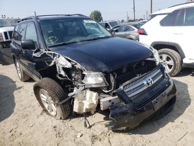 Vehiculos salvage en venta de Copart Los Angeles, CA: 2006 Toyota Highlander