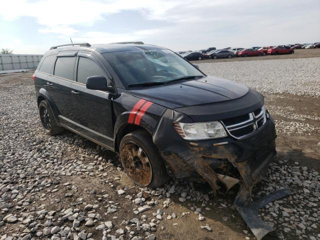 Salvage cars for sale from Copart Earlington, KY: 2015 Dodge Journey SX
