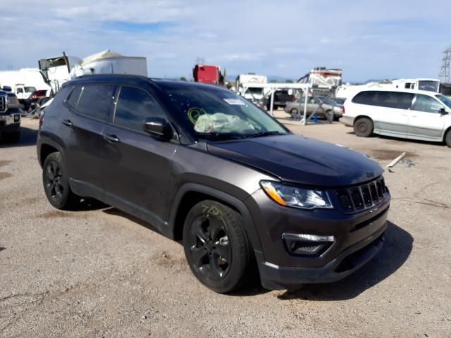 Salvage cars for sale at Tucson, AZ auction: 2021 Jeep Compass LA