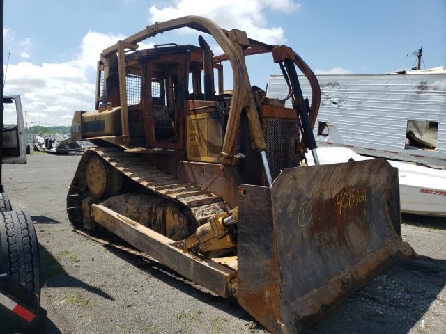 Salvage trucks for sale at Alorton, IL auction: 1992 Caterpillar Bulldozer