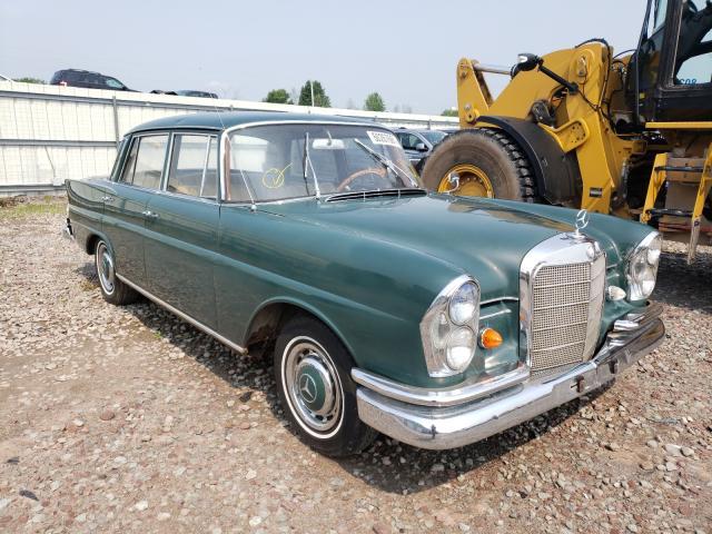 Mercedes-Benz Vehiculos salvage en venta: 1963 Mercedes-Benz 220S