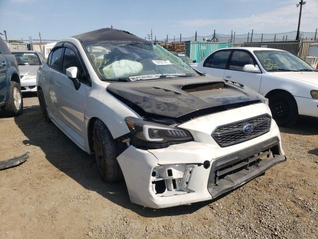 Salvage cars for sale from Copart San Martin, CA: 2019 Subaru WRX
