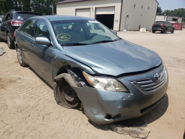 Salvage cars for sale at Seaford, DE auction: 2009 Toyota Camry Base