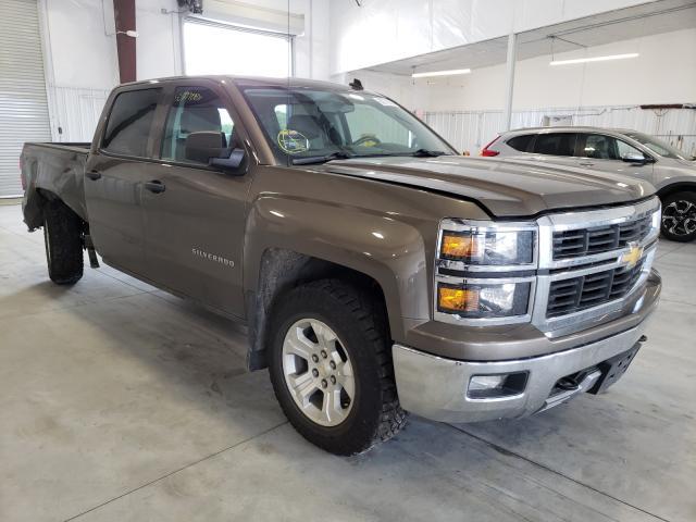 2014 Chevrolet SILVRK1500 en venta en Avon, MN