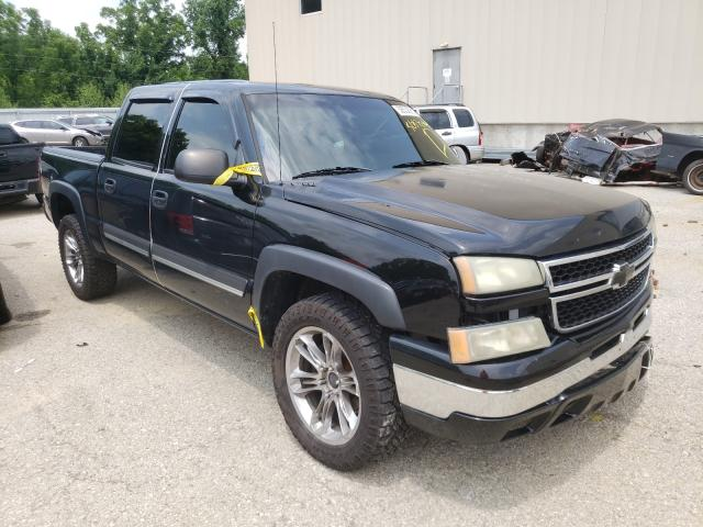 Salvage cars for sale from Copart Louisville, KY: 2006 Chevrolet Silverado
