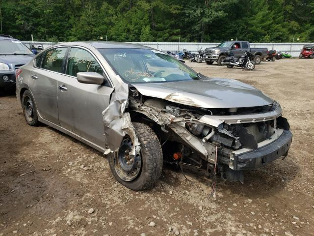 Salvage cars for sale from Copart Lyman, ME: 2013 Nissan Altima 2.5
