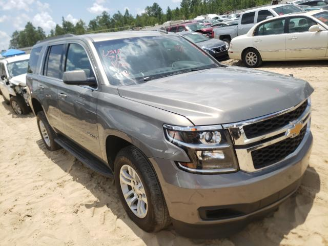 Chevrolet Tahoe salvage cars for sale: 2018 Chevrolet Tahoe