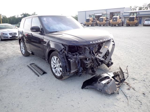 Salvage cars for sale from Copart Spartanburg, SC: 2016 Land Rover Range Rover