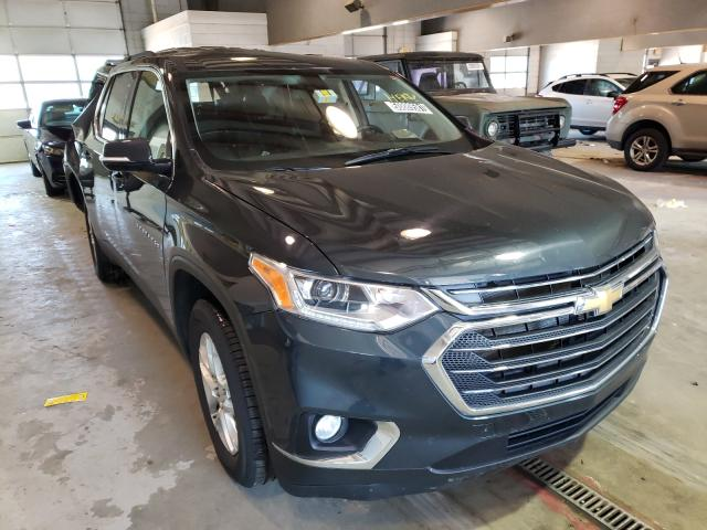 Salvage cars for sale from Copart Sandston, VA: 2020 Chevrolet Traverse L