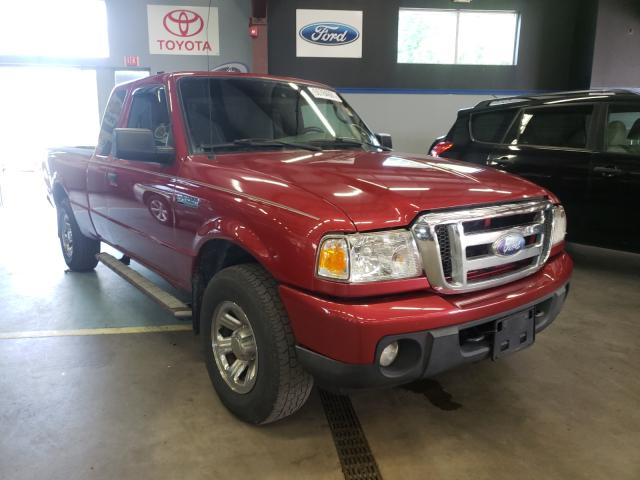 Salvage cars for sale from Copart East Granby, CT: 2008 Ford Ranger SUP