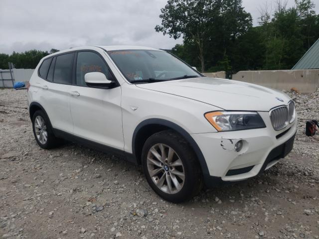 BMW Vehiculos salvage en venta: 2012 BMW X3 XDRIVE2