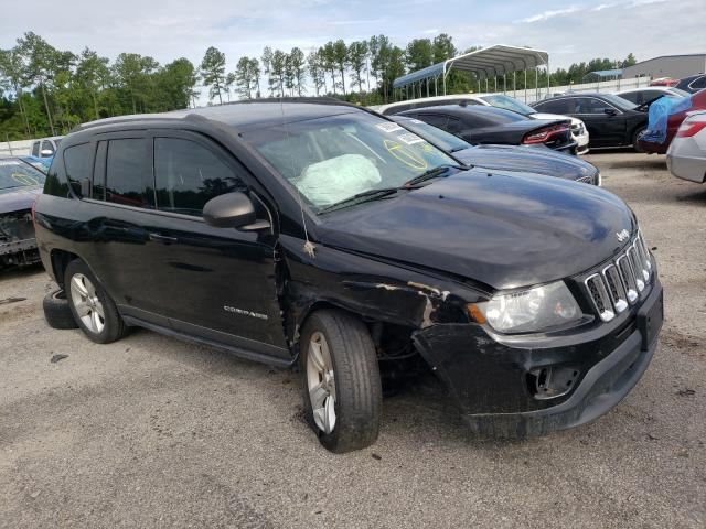 Salvage cars for sale from Copart Harleyville, SC: 2014 Jeep Compass SP