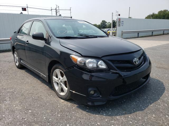 Salvage cars for sale from Copart Grantville, PA: 2012 Toyota Corolla