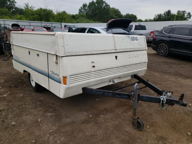 Coleman salvage cars for sale: 1991 Coleman Columbia