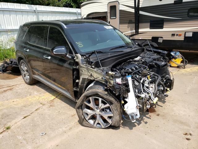 Hyundai salvage cars for sale: 2021 Hyundai Palisade S