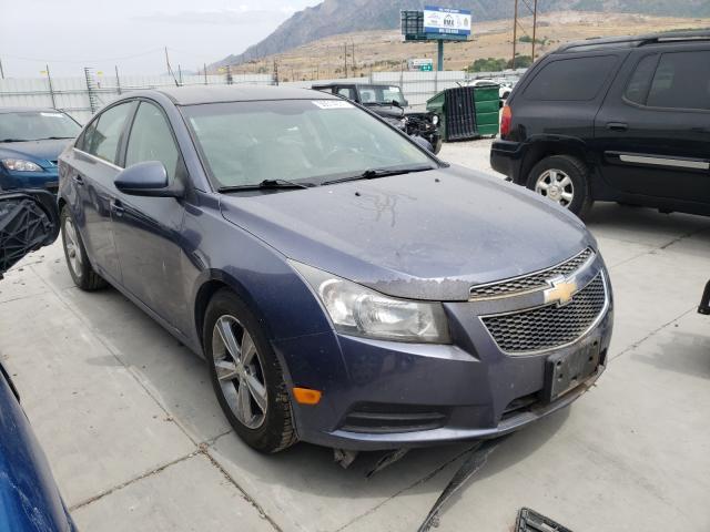 Vehiculos salvage en venta de Copart Farr West, UT: 2014 Chevrolet Cruze LT