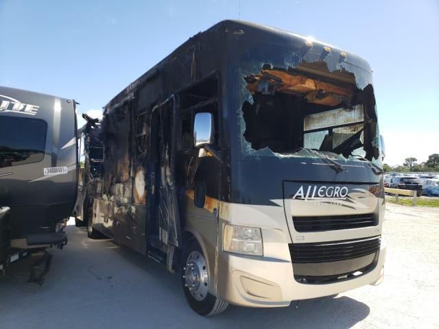 Salvage cars for sale from Copart Fort Pierce, FL: 2013 Tiffin Motorhomes Inc Motor Home